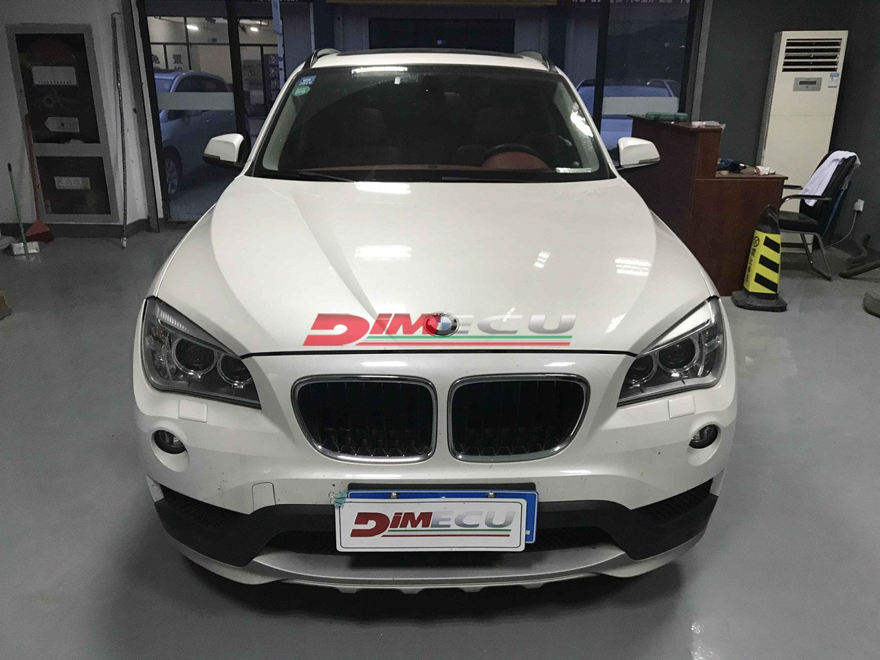 BMW X1 2.0T  刷写Dimecu