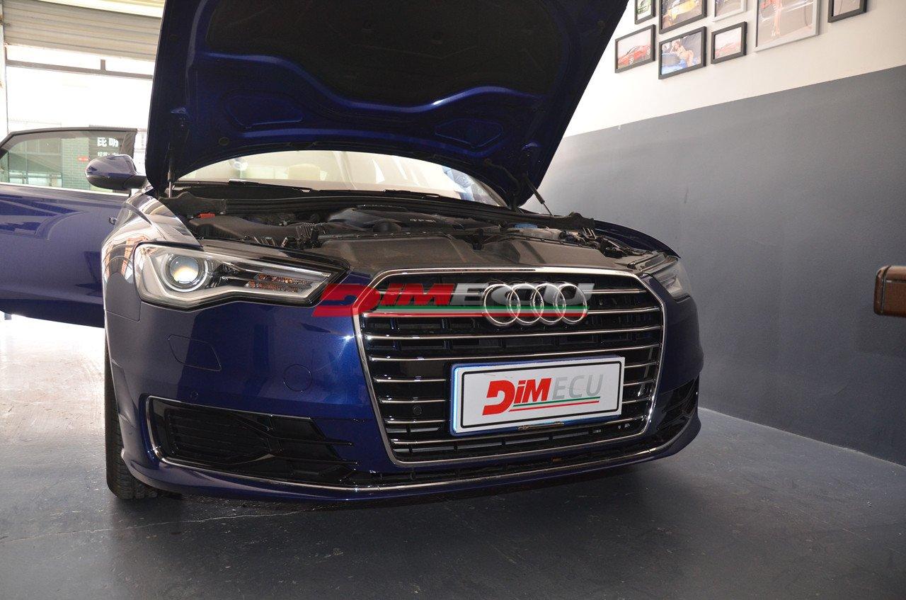 Audi A6L 调校顶速ECU