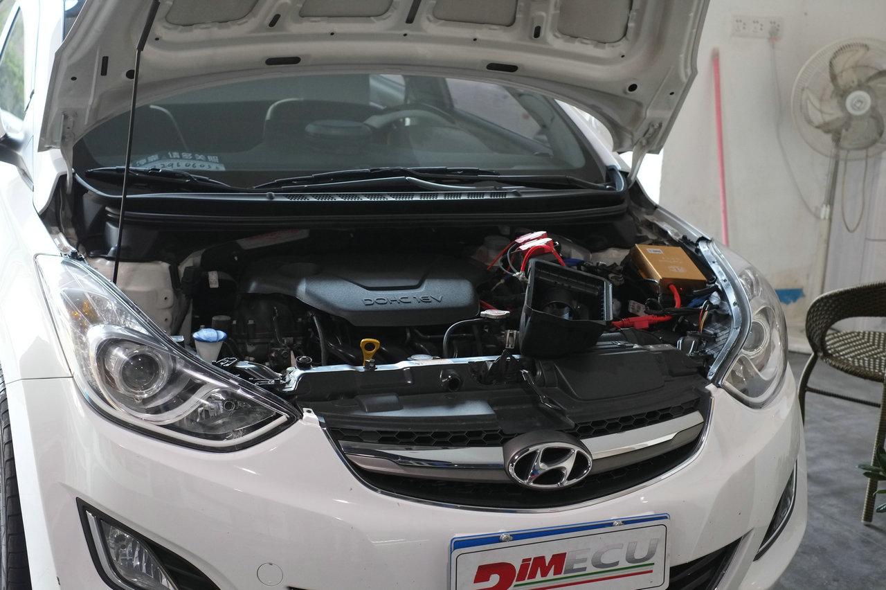 现代朗动 1.6L 刷ecu 小排量 新动力