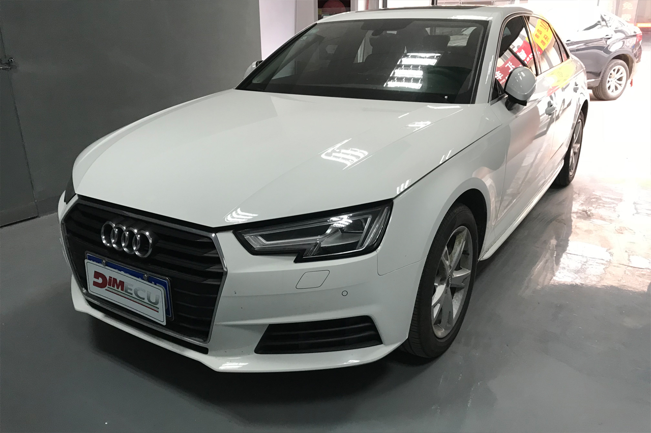 Audi 新A4l 刷ECU  动力提升 秀于外不如秀于内