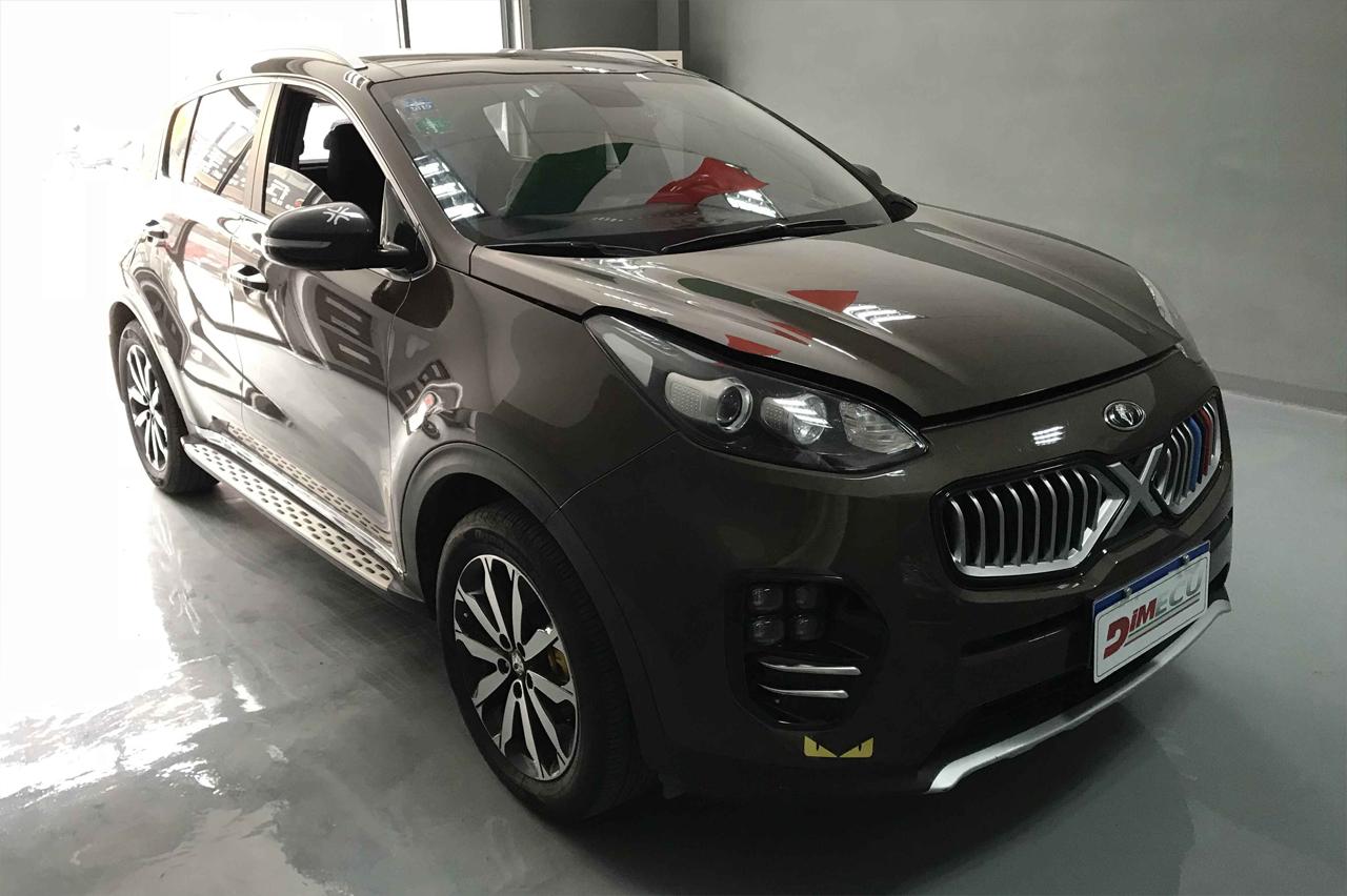 起亚KX5 SUV 1.6T ECU动力升级